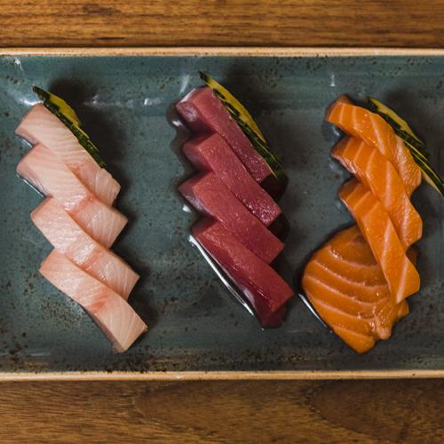Sashimi no moriawase (1)