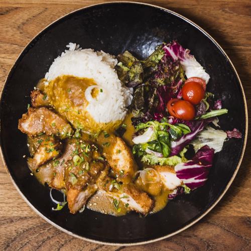 Tori katsu curry (4)